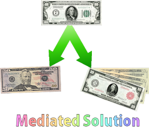 Mediated Solution